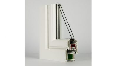 Windows 2000 Rehau Euro Design 70 okno PCV