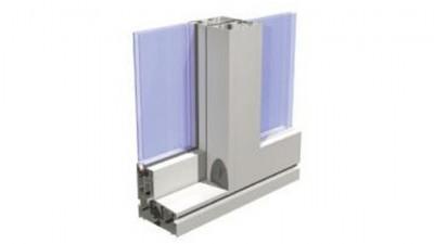 Windows 2000 Aliplast Ultraglide UG drzwi przesuwne aluminiowe HST