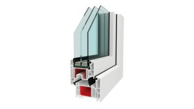 Windows 2000 Wital Therm Light MD okno PCV