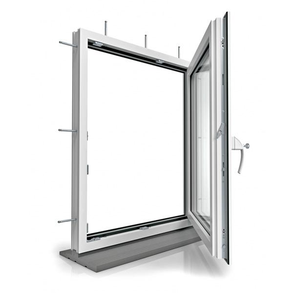 Okno antywłamaniowe Vetrex V82 ProSafe